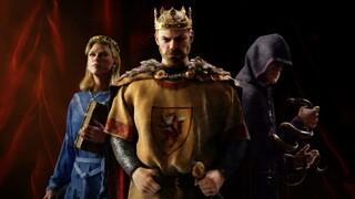 Представлено первое крупное расширение Royal Court для Crusader Kings III