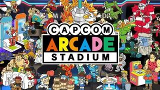 Сборник ретро-игр от Capcom стал доступен на PC, PS и Xbox