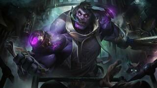 Доктор Мундо из League of Legends получит обновленный облик и переработанные способности