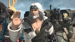 Патч 5.55 для MMORPG Final Fantasy XIV вышел вместе с версией для PS5