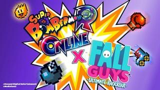 В честь релиза Super Bomberman R Online стартовал кроссовер-ивент с Fall Guys