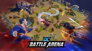 Состоялся пробный запуск мобильной MOBA DC Battle Arena