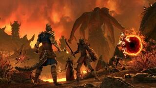 Стрим The Elder Scrolls Online Blackwood  Первые впечатления от новой главы и локации Черный лес