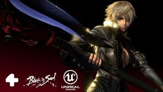 Русскоязычная версия MMORPG Blade amp Soul получила точную дату перехода на Unreal Engine 4