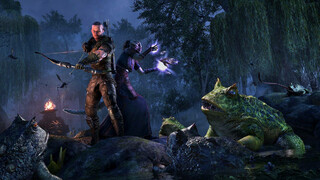Добро пожаловать в Обливион  The Elder Scrolls Online получила расширение Черный лес
