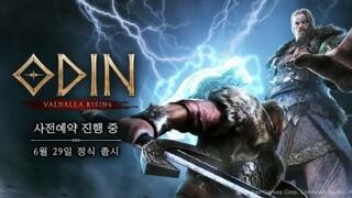 Дата релиза MMORPG ODIN Valhalla Rising и несколько новых трейлеров