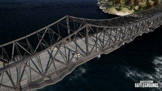 Мост военной базы Эрангеля в PUBG был переработан