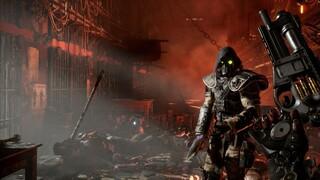 Стрим Necromunda Hired Gun  первый взгляд на новый шутер во вселенной Warhammer