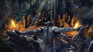 Обзор The Elder Scrolls Online Blackwood  Врата в Обливион распахнулись