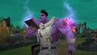 Доктору Мундо в League of Legends изменили внешность и способности