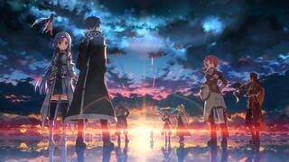 Стрим Sword Art Online Black Swordsman Ace  новая MMORPG основанная на аниме-сериале