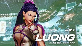 Очаровательная Луонг из 14-й части вернется в The King of Fighters XV