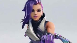 Батиста и Сомбра сменят имидж в Overwatch 2