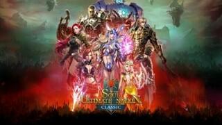 Webzen выпустила тизерное видео MMORPG SUN Classic