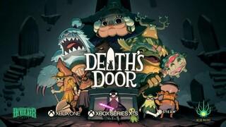 Объявлена дата релиза изометрического 2D-экшена Deaths Door