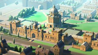 Опубликован геймплей забавного симулятора владельца университетом Two Point Campus