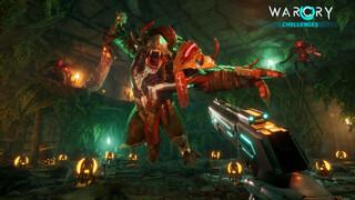 Состоялся анонс быстрого шутера Warcry Challenges от Dream Powered Games
