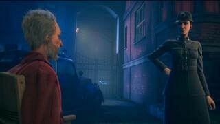 Премьера Conway Disappearance at Dahlia  мрачного детективного триллера в стилистике Англии 1950-х годов