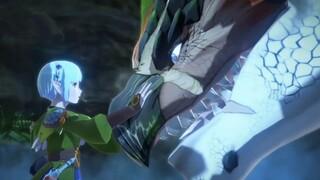 Показан новый сюжетный трейлер Monster Hunter Stories 2 Wings of Ruin