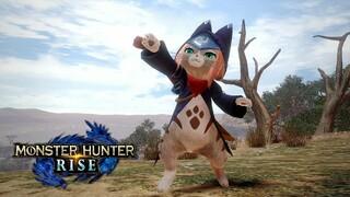 В Monster Hunter Rise пройдет кроссоверный ивент с предстоящей Monster Hunter Stories 2 Wings of Ruin