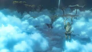 Показаны первые кадры геймплея сиквела The Legend of Zelda Breath of the Wild
