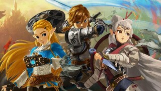 Стала известна дата выхода первого дополнения для Hyrule Warriors Age of Calamity
