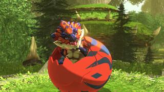 Трейлер игрового процесса Monster Hunter Stories 2 Wings of Ruin