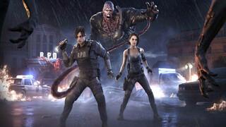 Леон, Джилл и Немезис из серии Resident Evil появились в Dead by Daylight