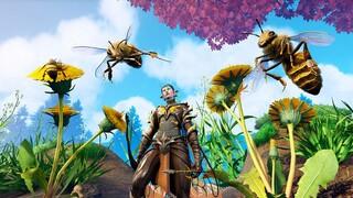 Представлен первый геймплей SMALLAND  игры про выживание миниатюрных людей