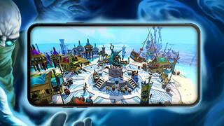MMORPG с 20-летней историей RuneScape вышла на мобильных устройствах