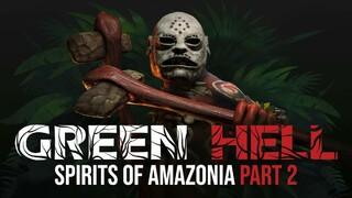 Вторая часть дополнения Spirits of Amazonia для Green Hell получила дату релиза