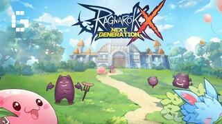 Мобильная MMORPG Ragnarok X Next Generation вышла на английском языке
