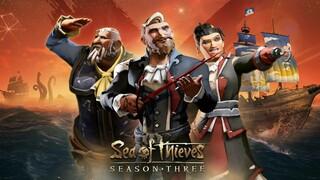 Вышло бесплатное сюжетное дополнение для Sea of Thieves с капитаном Джеком Воробьем