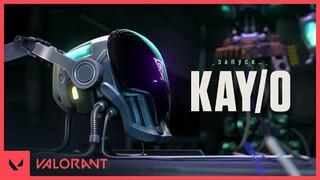 Третий эпизод Valorant добавил первого агента-робота KAYO