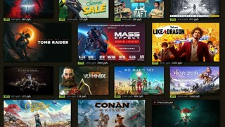 В Steam началась летняя распродажа 2021