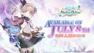 Японская мобильная игра Atelier Online Alchemist of Bressisle доберется до Запада уже в июле