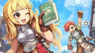 Стрим Ragnarok Online Valkyrie Uprising Project S  играем в очередную мобильную MMORPG во вселенной Ragnarok Online