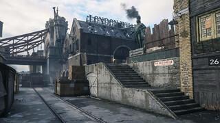 Карта London Docks из Call of Duty WWII может появиться в новой Call of Duty Vanguard