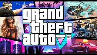 Новые слухи касаемо выхода Grand Theft Auto VI