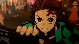 Трейлер сюжетного режима игры по аниме Клинок, рассекающий демонов
