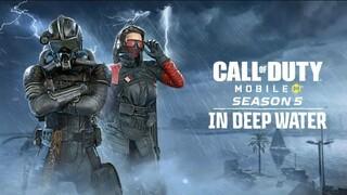 Крупное обновление с новыми картами и пятым сезоном На глубине в Call of Duty Mobile