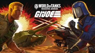 Бросок кобры  В консольной версии World of Tanks появился контент по мотивам G.I. JOE