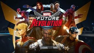 Сюжет, геймплей, персонажи и костюмы  Интервью с разработчиками MARVEL Future Revolution