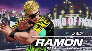 Мексиканец Рамон с повязкой на глазу в трейлере The King of Fighters XV
