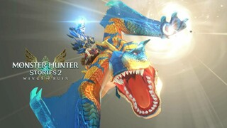 Состоялся релиз Monster Hunter Stories 2 Wings of Ruin  пошагового спин-оффа серии