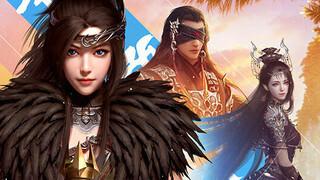 Китайская MMORPG Swords of Legends Online вышла на западном рынке