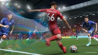 FIFA 22 будет использовать данные настоящих матчей при помощи машинного обучения