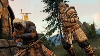 Показан геймплей нового героя и объявлена дата начала бесплатных выходных в For Honor