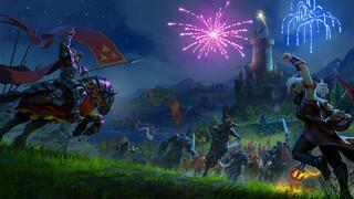 Ивенты и бонусы в честь празднования дня рождения Albion Online