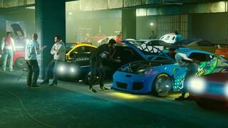 Обновление Тюнинг в Лос-Сантосе с уличными гонками и другими нововведениями доступно для GTA Online